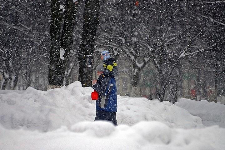 Погода в Москве на 9 декабря 2018 года: жителей столицы ждет «снежный удар»
