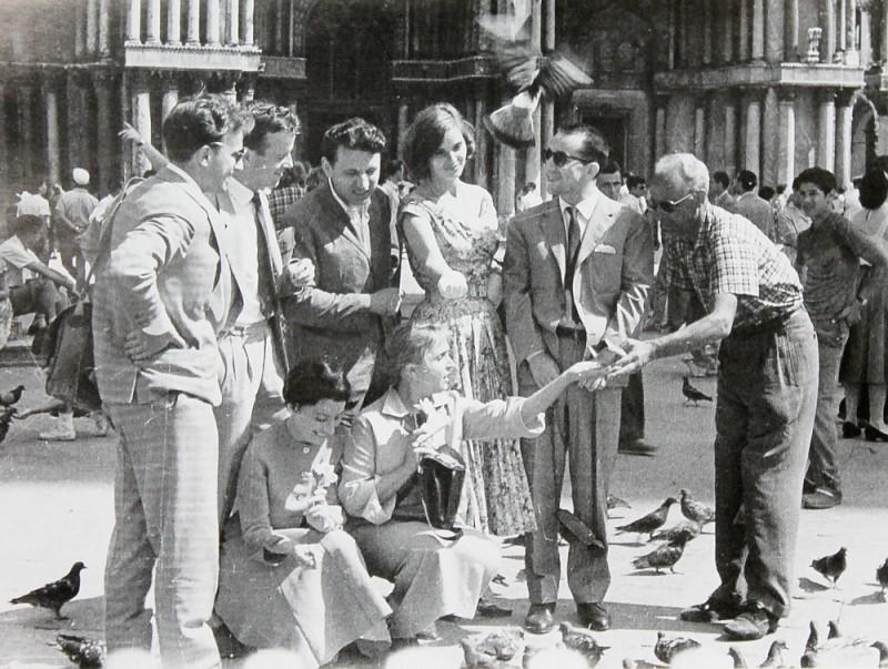 Франко Дзеффирелли и его друзья, художники по костюмам