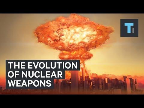 Американцы сравнили свое ядерное оружие с российским