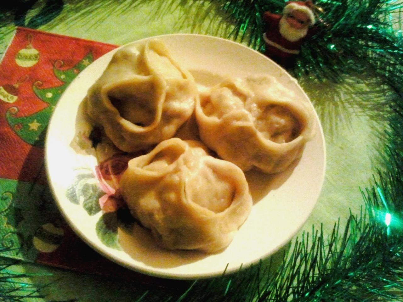 Манты (татарская кухня)