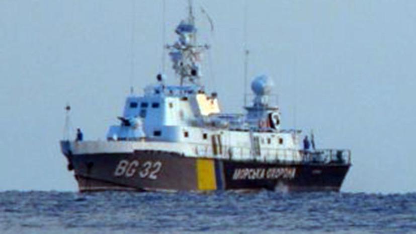 Украина пополнила группировку катеров в Азовском море