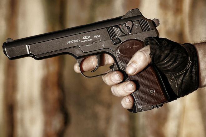 Стечкин: любимый пистолет офицеров