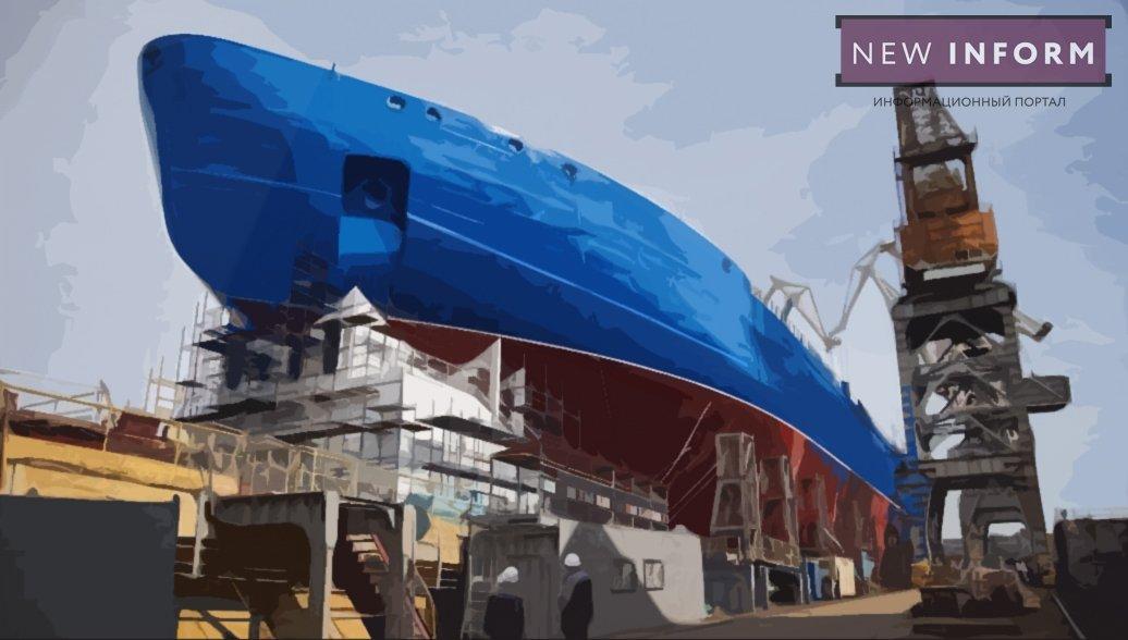 Создатели первого серийного атомохода «Сибирь» получили важное оборудование