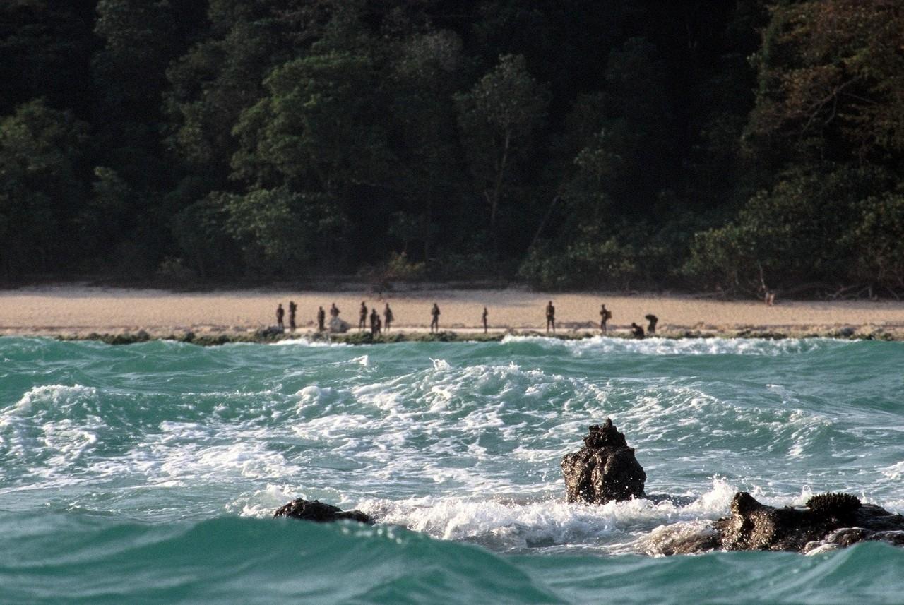 Картинки по запросу Северный Сентинельский остров, Индия