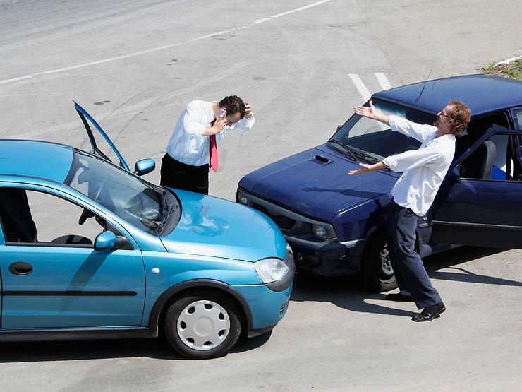 Как распознать мошенников на дороге