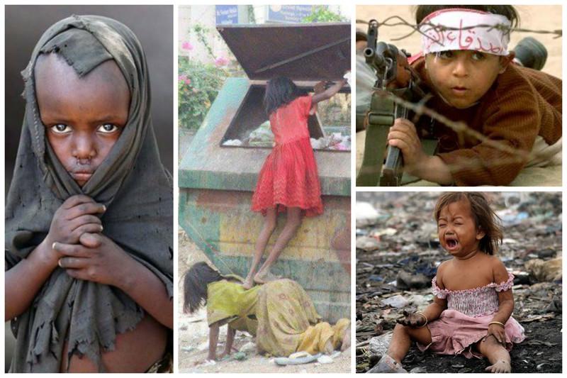 Для тех, чья душа еще не очерствела - эти фото потрясут вас!