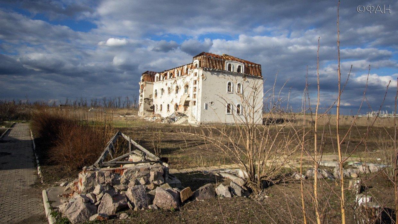Донбасс: ВСУ обстреляли Соко…