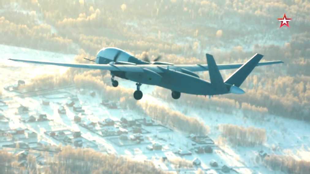 Программа БЛА «Альтаир» терпит неудачу и передается Уральскому заводу гражданской авиации