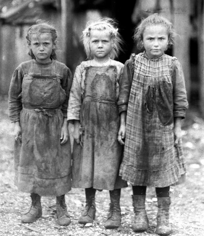Факты о детском подневольном труде