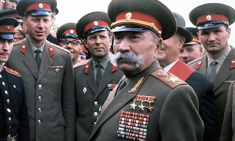 25 апреля - День легендарного маршала Будённого