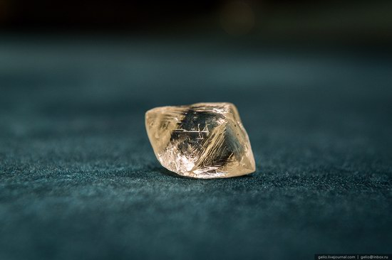 Mirny town - the diamond capital of Russia, photo 14