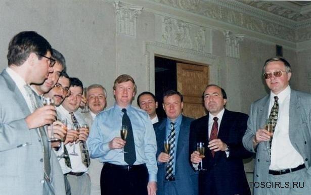 Семибанкирщина. Что стало с бизнесменами из 90-х ? Вы о них еще помните? Из истории слова уже не выкинешь