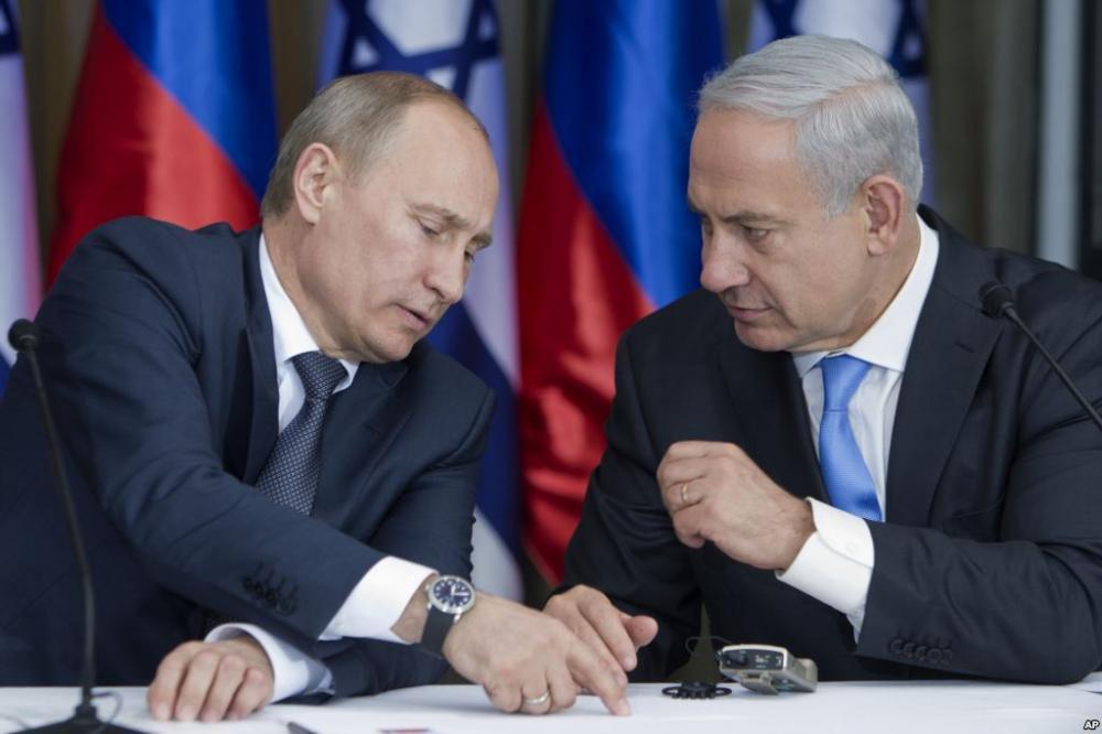 Израиль и Россия готовят нов…