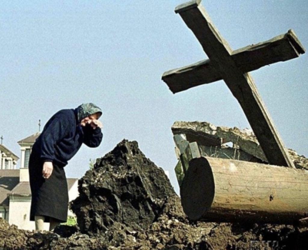 Украину ждет религиозная война - православие будет повержено
