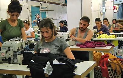 В Латакии наращивает объемы производства швейная фабрика