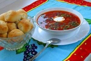 Русская еда для иностранцев