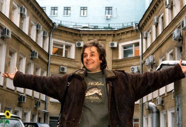 Светлый мир Андрея Соколова