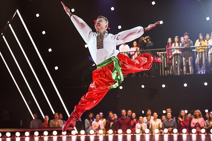 В новом шоу про танцы появится изгнанный из Великобритании и Украины артист балета Полунин