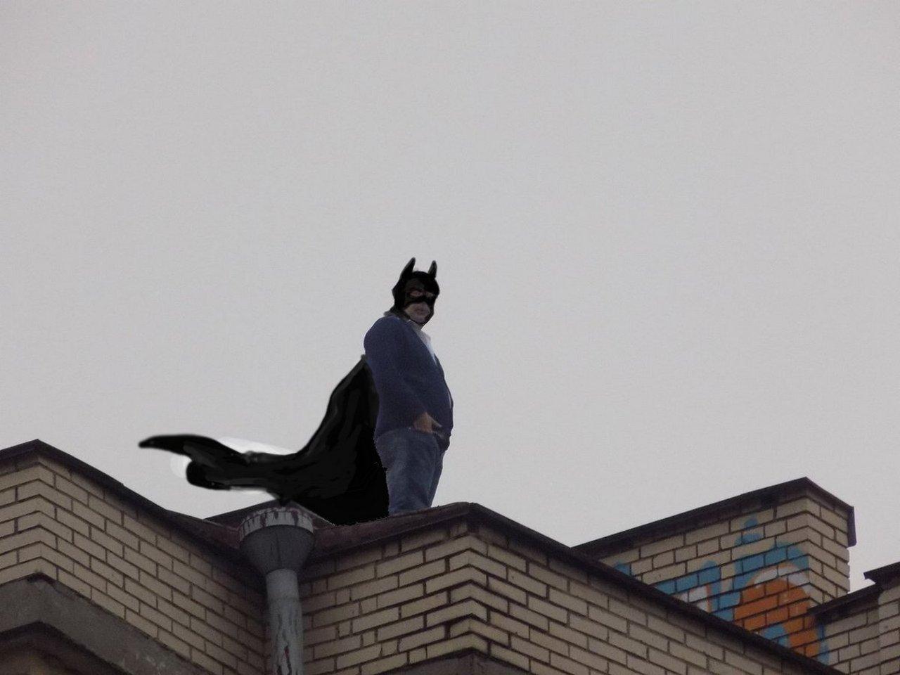 Как арестовать грузинского «бэтмена»? Александр Зубченко