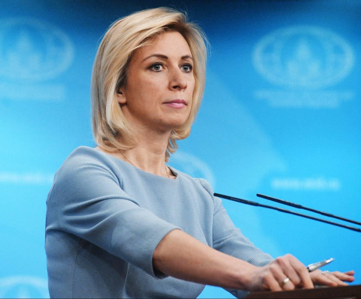 Захарова напомнила Эстонии, что Крым является неотъемлемой частью России