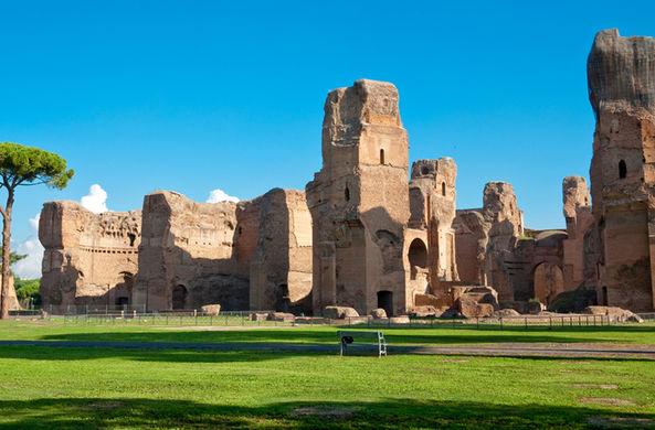 В Риме раскрыли секрет подачи горячей воды