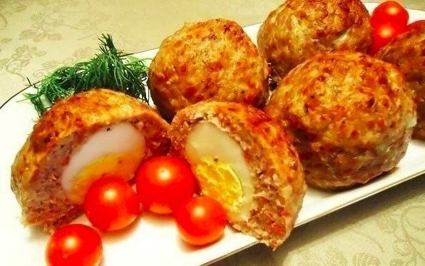 Оригинальные блюда к новогоднему столу