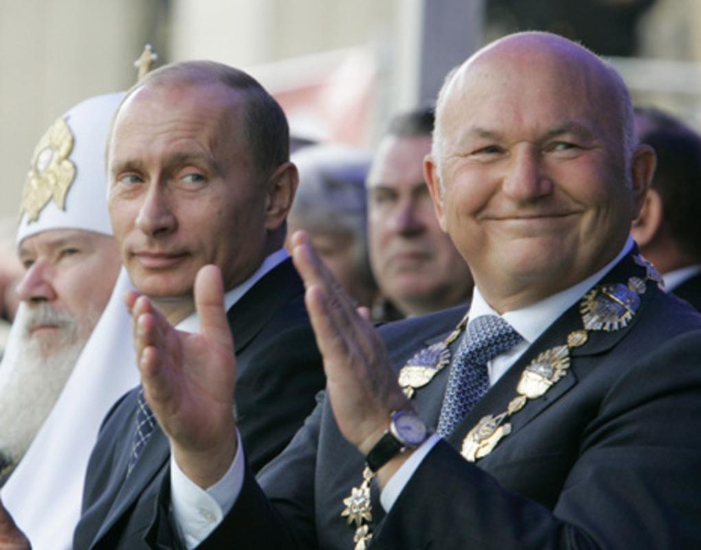 """""""Мудрец"""" Лужков предлагает отдать два острова Японии - Путин якобы так и планировал"""