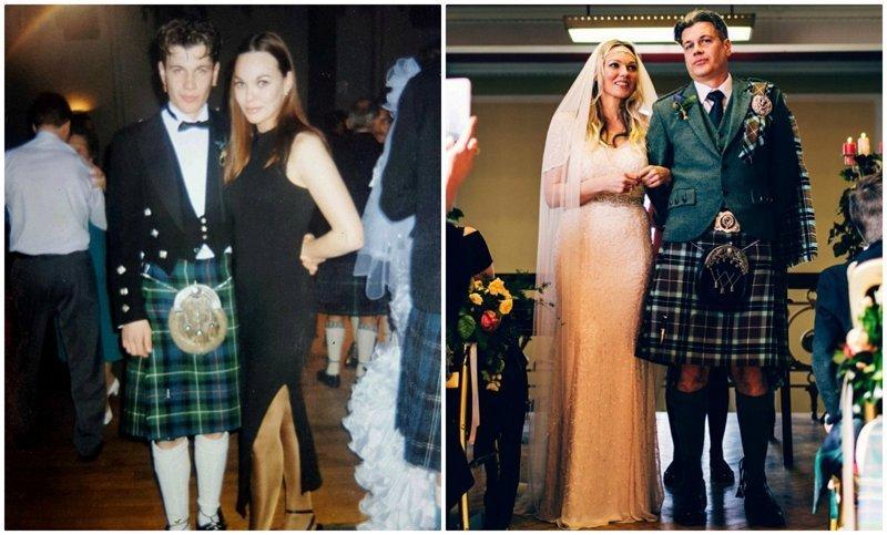 Пара договорилась пожениться, если в 40 лет они будут одиноки - и они сдержали слово!