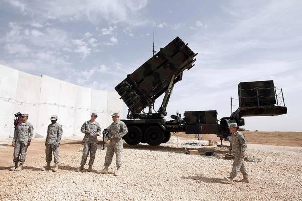 В страхе перед РФ и Китаем США вывозят ЗРК «Патриот» с Ближнего Востока