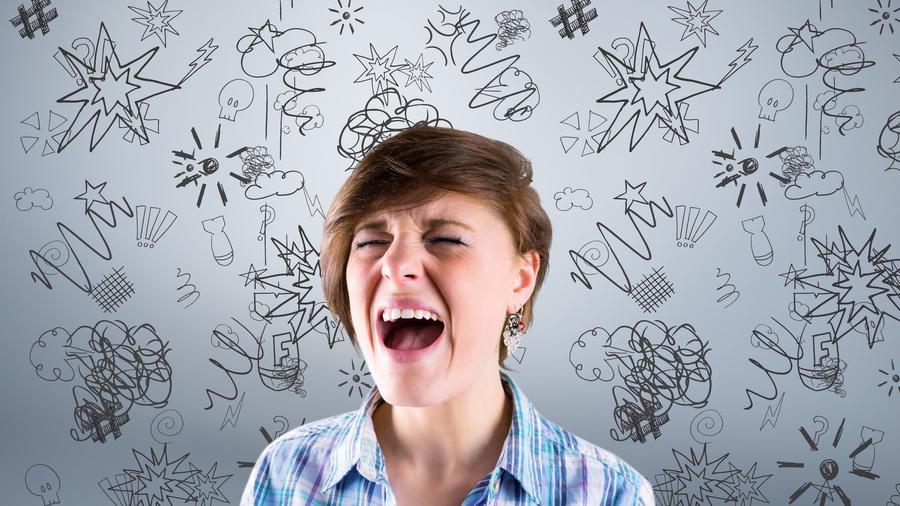 Нарисуй свой гнев