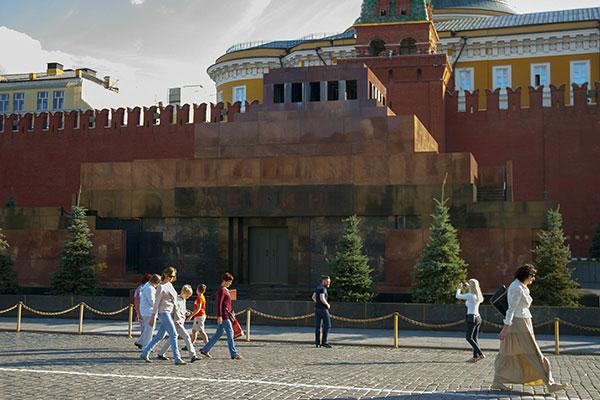 К Ленину