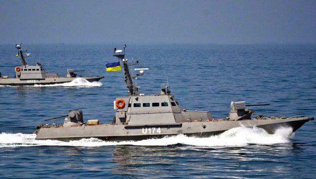 Украина решила отбивать у РФ газовые платформы в Черном море «волчьей стаей»
