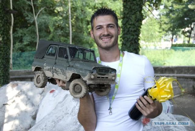 УАЗ 469Б итальянской сборки!