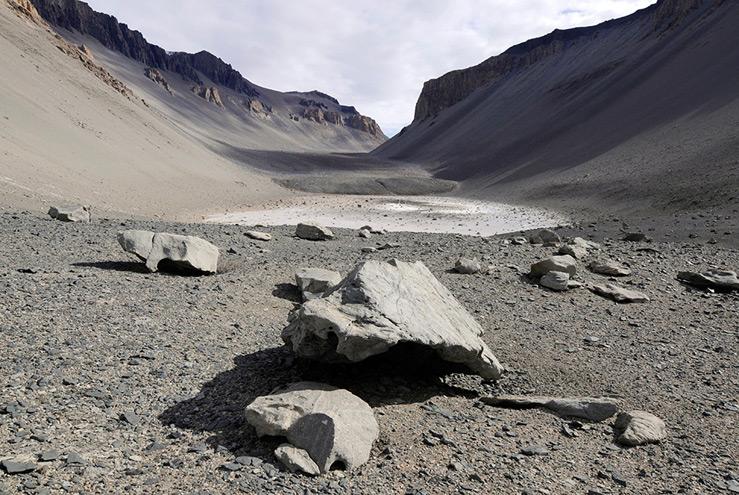 Долины Мак-Мердо (Антарктида)
