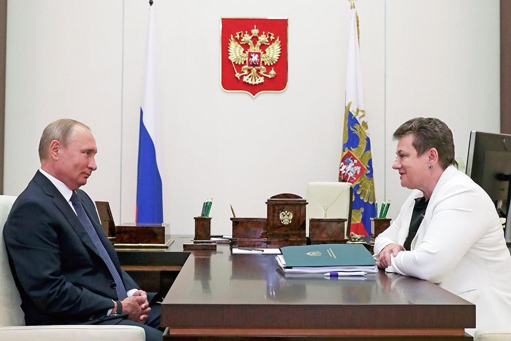 Путин расспросил главу Владимирской области о проблемах в соцсфере