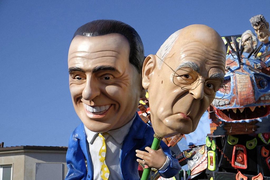Карикатуры самых известных политиков в мире-3