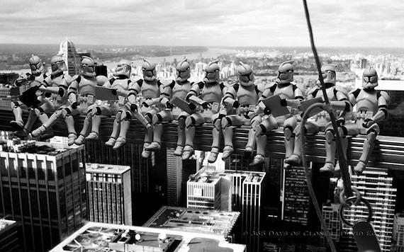 Дэвид Эгер: Атака клонов