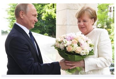 Меркель, Макрон, Мэй – это М…