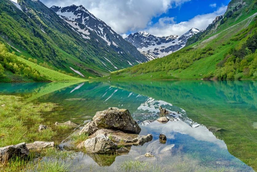 Красота… Кавказский заповедник в объективе