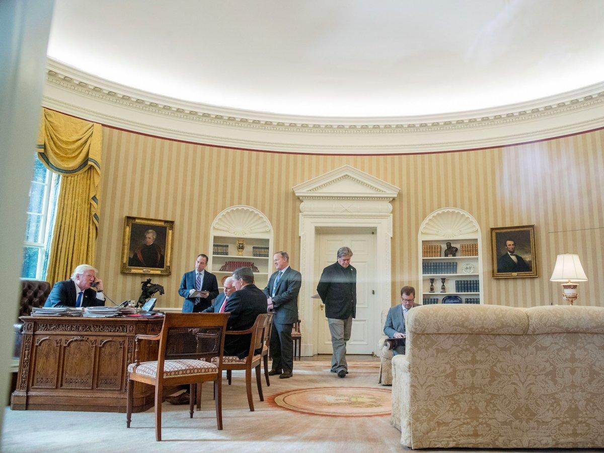 Дома мировых лидеров