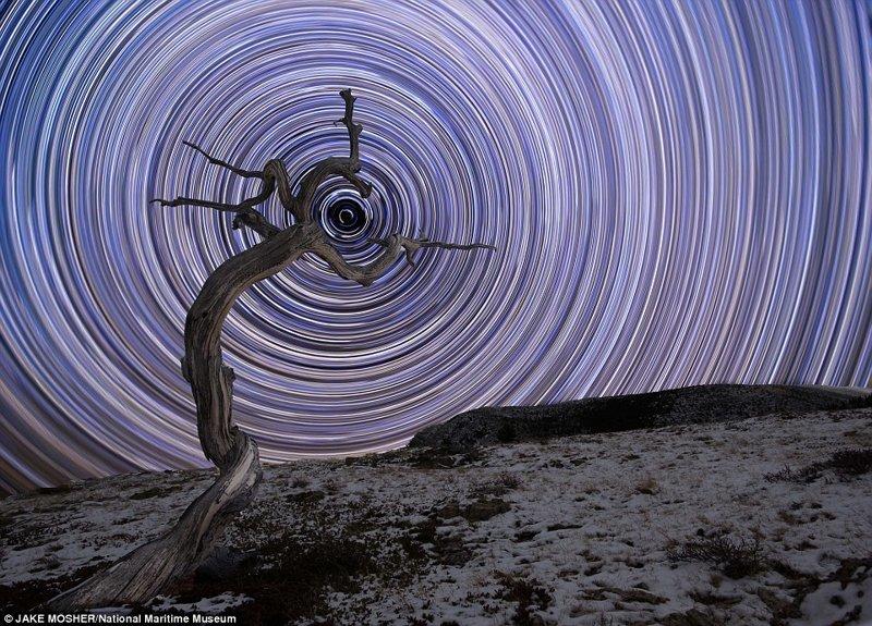 Лучшие космические снимки года с конкурса Astronomy Photographer of the Year 2018