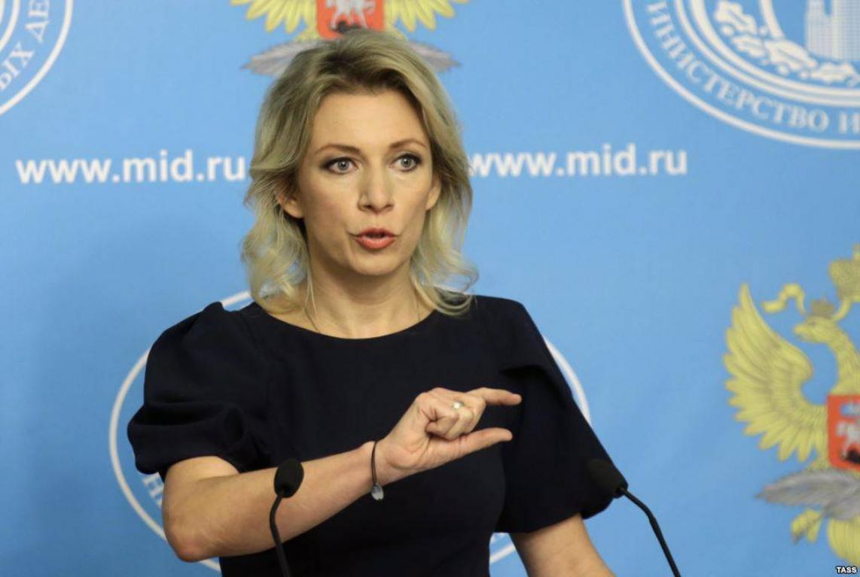 Захарову обвинили в измене, а кто виноват?