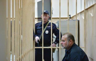 Суд арестовал замглавы ФСИН Коршунова до 13 ноября
