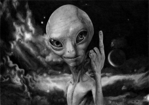 Пришельцы создали человечество
