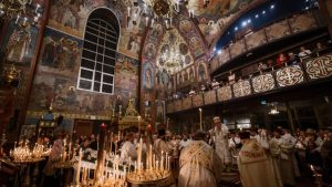 Константинопольский патриархат распустил РПЦ в Западной Европе