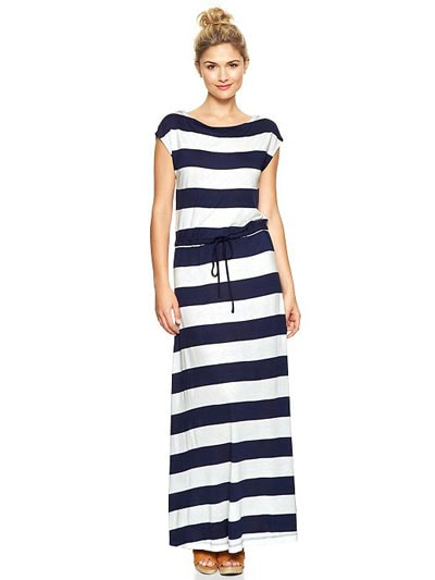 Как сшить длинное платье без выкройки