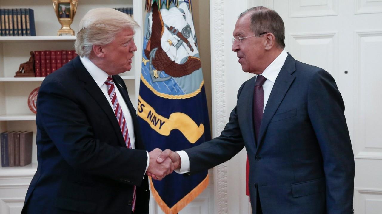 МИД РФ заявил, что Бутиной не было на встрече Лаврова с Трампом