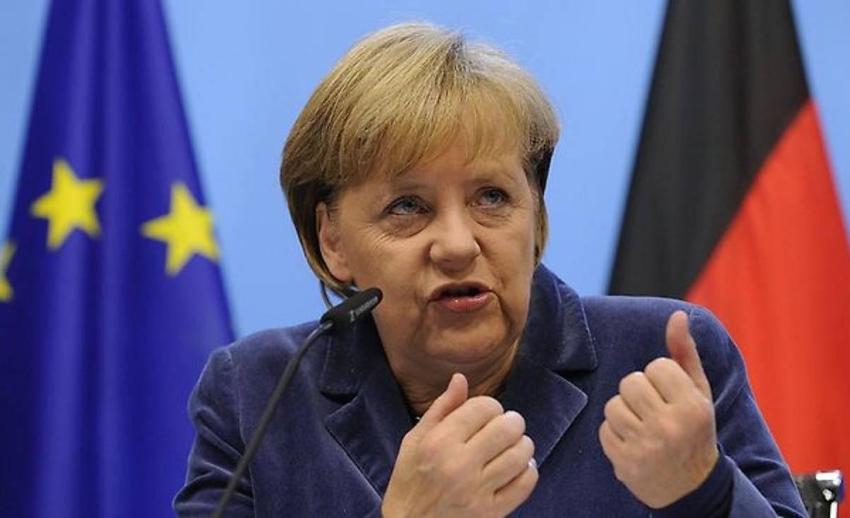 «Северный поток-2»: Меркель …