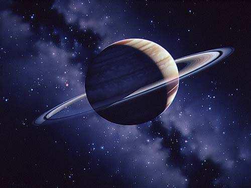 Путешествие по планетам. Сатурн