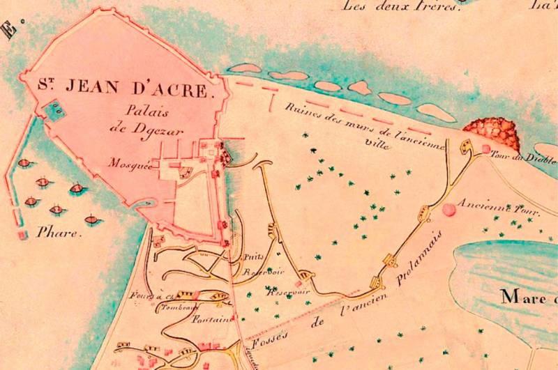 Как побеждали Бонапарта. Часть 1. Сен-Жан д'Акр, 1799 год